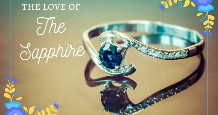 Time For The Sapphire – Another Alternative To The Diamond Engagement Ring